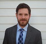 Headshot of Timothy Weaver