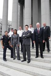 UAlbany School of Criminal Justice alumni