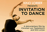 Invitation to Dance flyer