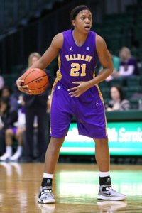 #21 Keyana Williams - UAlbany Starting Forward