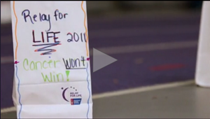 See the 2011 Relay For Life event at UAlbany