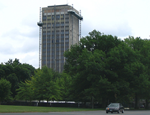 University at Albany Residence hall Mohawk Tower