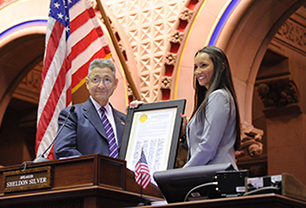 Assembly Speaker Silver with Segura