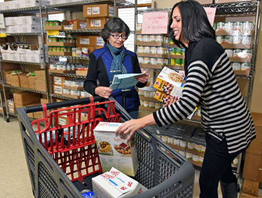 uup walks to support food pantry university at albany suny