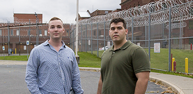 UAlbany students in Albany County Jail