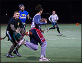 UAlbany intramurals flag football