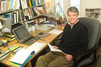 UAlbany Professor of English Randall Craig