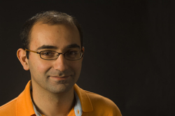 Rockefeller College doctoral student Navid Ghaffarzadegan