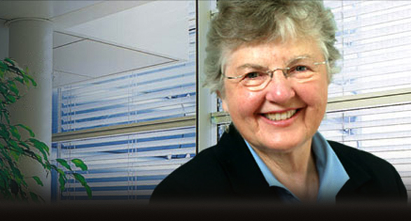 UAlbany Alumna Frances Allen, '54, the first female recipient of the Turing Award, considered the Nobel Prize in Computing
