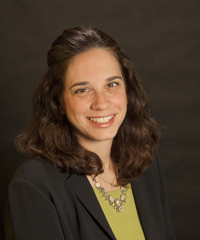 UAlbany Associate Professor Allison Redlich