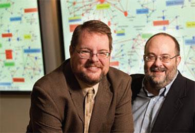 UAlbany professors Victor Asal and Karl Rethemeyer