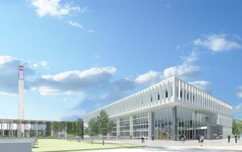 UAlbany Business School rendering