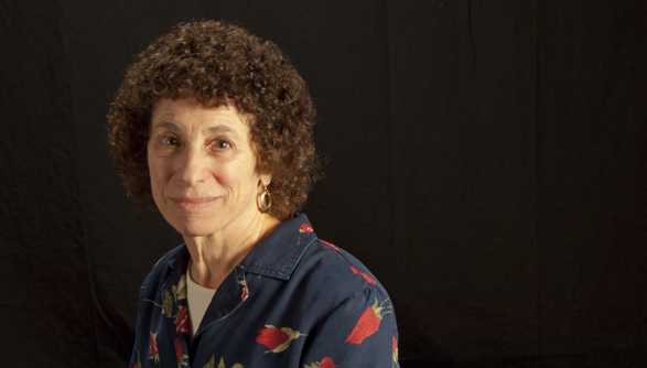Collins Fellow and Professor of History Iris Berger
