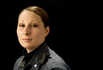 Officer Brandy Barnard, University Police Department