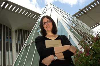 UAlbany's Louise Burkhart studies the language of the Aztecs.