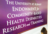 $10 million endowment grant supports minority health disparities research at UAlbany