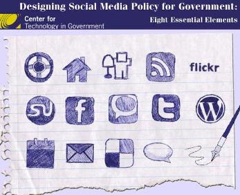 UAlbany Center for Technology in Government Report on Social Media