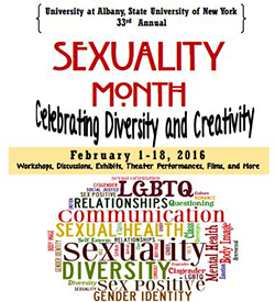 Sexuality Month 2016