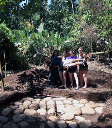 Las Mercedes Project UAlbany Costa Rica