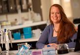 UAlbany biologist Mary Katherine Gonder