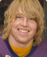 Eddie Delaney, UAlbany defensive end