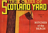 True Cases of Scotland Yard