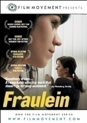 Movie poster for Fraulein.