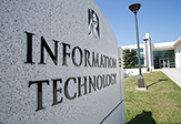 UAlbany's Information Technology Building
