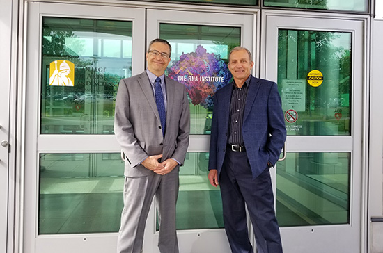 Chemist Igor Lednev Collaborates with NYSP to create Forensic Science Incubator