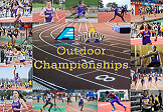 2015 America East Outdoor Track Champions