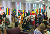 UAlbany welcomes international students.