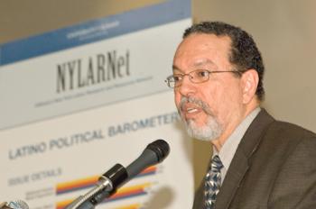 UAlbany Professor Jose Cruz