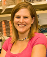 Meggan Keith, UAlbany Cancer Research Center post doctoral fellow