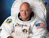 Scott Kelly, an engineer, retired American astronaut, and retired U.S. Navy Captain.