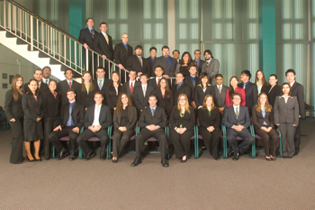 MBA Class of 2010