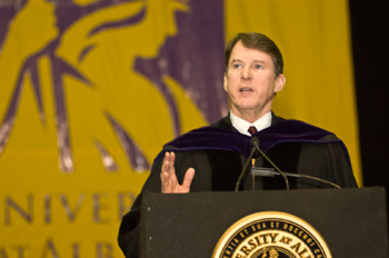 Former Congressman Michael McNulty