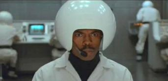 Michael Winslow in 'Spaceballs'