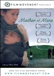 Mother of Mine movie poster showing woman and child.