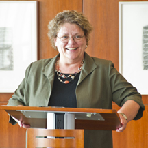 UAlbany Provost Susan D. Phillips