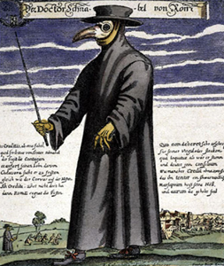 Renaissance Plague Doctor
