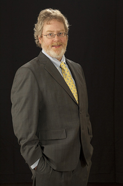 Rockefeller College Dean David L. Rousseau