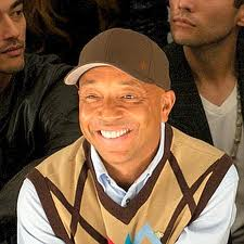 Media mogul Russell Simmons, at the University at Albany October 13