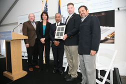 UAlbany CNSE Solar Center announcement