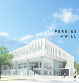 Rendering of the new School of Business building