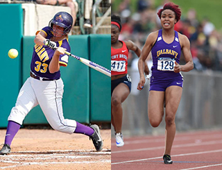 NCAA tourney teams at UAlbany softball and track & field
