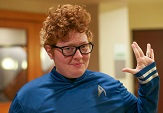 Star Trek fans at Northeast Trek Convention.
