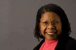 Africana Studies Chair Marcia Sutherland