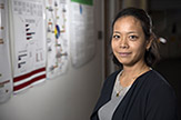 associate professor Tomoko Udo