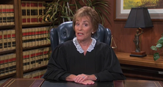 Judge Judith Sheindlin, TV's 'Judge Judy'