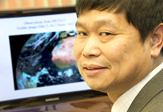 Qilong Min, Ph.D., Senior Research Associate and Professor at ASRC